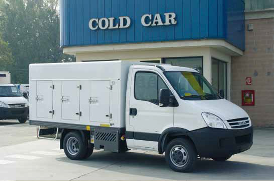 IVECO DAILY 35C - wb. 3000 mod. 310 6SP BT N.3