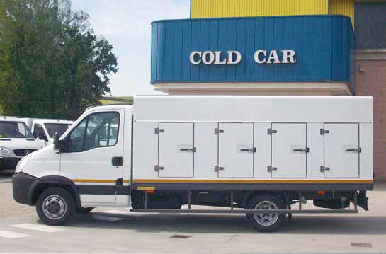 IVECO DAILY 50/60/65C - wb. 3750 mod. 415 8SP BT N.439